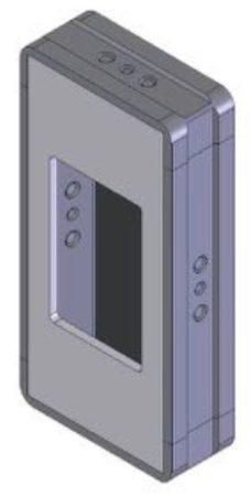 KEF Ci4100QL/QLB Backbox